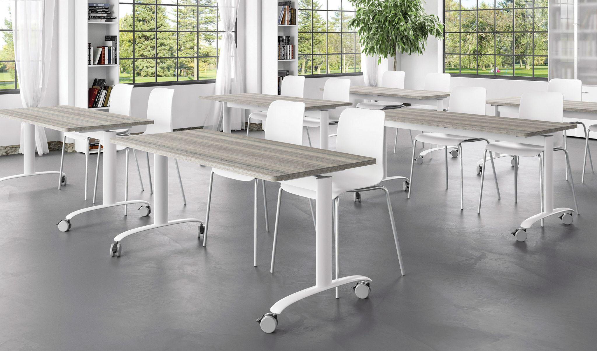 Buronomic mobilier bureau modele Eureka table