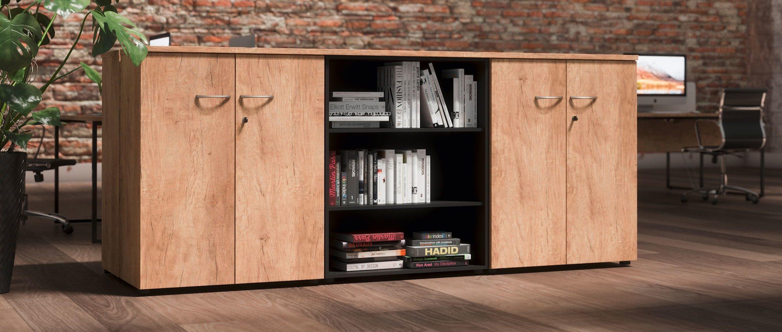Quietude-armoire-rangement buronomic mobilier de bureau montpellier