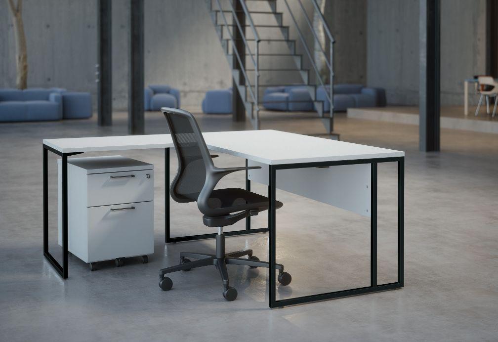Buronomic mobilier bureau individuel stricto