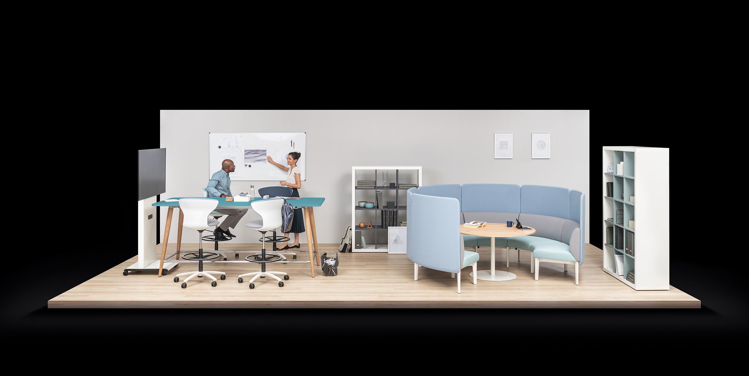 inspiration mobilier bureau design cosy montpellier